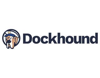 Dockhound Logo