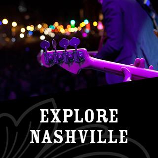 Explore Nashville