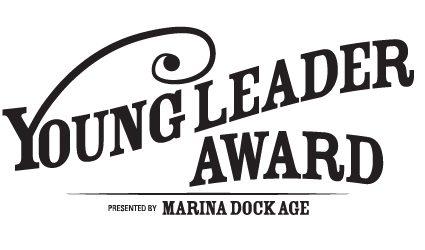 Young Leader Award logo