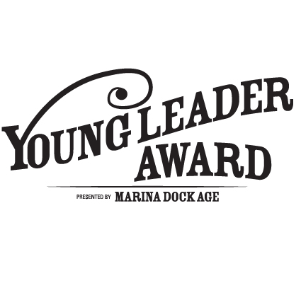 Young Leader Award logo