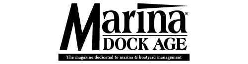Marina Dock Age Logo