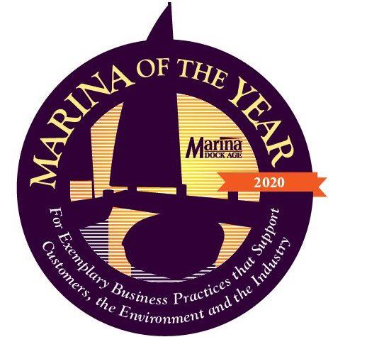 Marina of the Year Logo